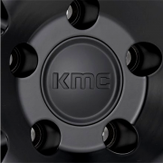 KMC KM696 ピボット サテンブラック