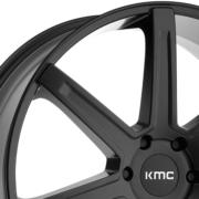 KMC KM700 リヴァート サテンブラック